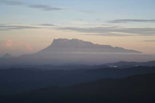 Kinabalu-Dawn